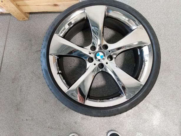 Felga 21 cali BMW 730D CHROM