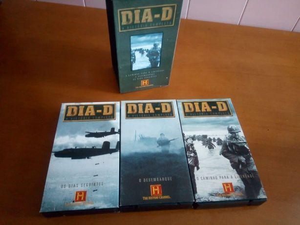 Colecção VHS - Dia D
