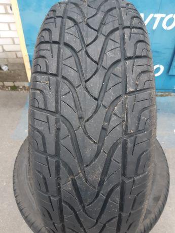 Goauto комплект шин 235 65 r17 всесезонка 7mm 14 год в идеальном состо