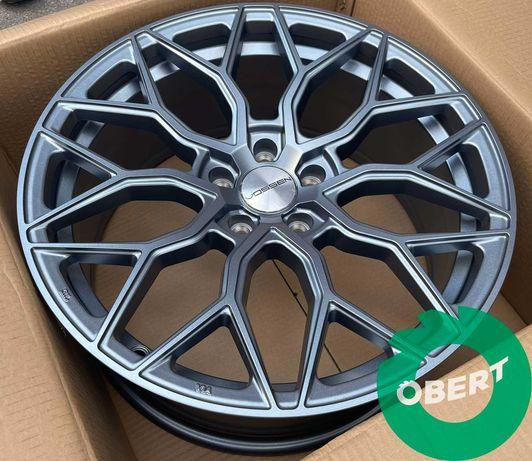 Новые диски Vossen HF2 5*112 R19 на Audi Mercedes Benz Vw Skoda