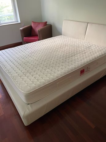 Vendo colchão cama de casal marca Pikolin, modelo Normablock