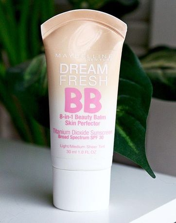 Тональний крем Maybelline Dream Fresh BB Cream 8 in 1