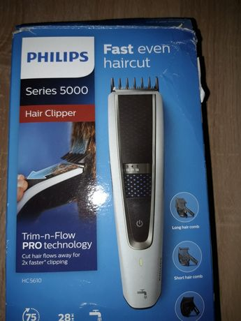 Maszynka do włosów PHILIPS model HC 5610 seria 5000