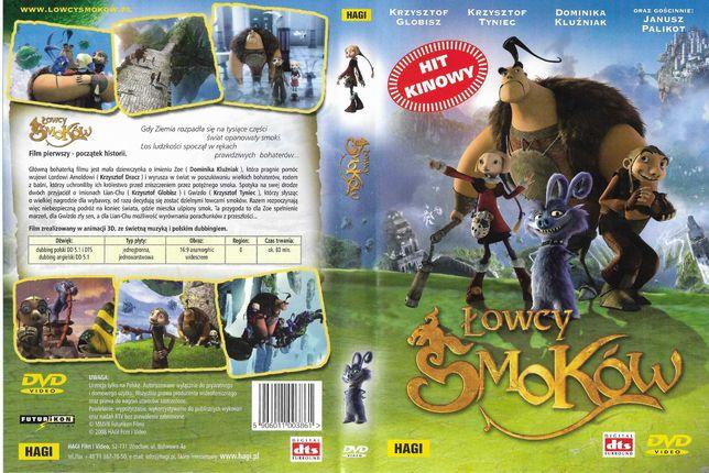 Film DVD Łowcy smoków