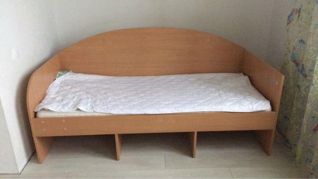 Кровать детская с матрасом 190*80