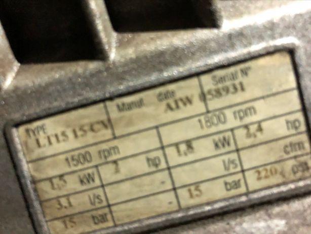 Kompresor Atlas Copco butla osuszacz