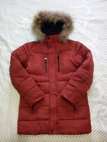 Теплое пальто- куртка