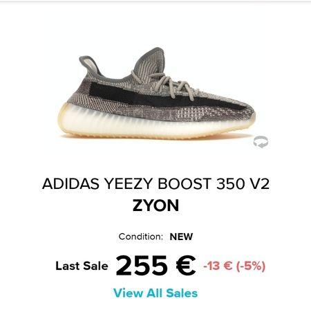 Yeezy 350 V3 ZYON