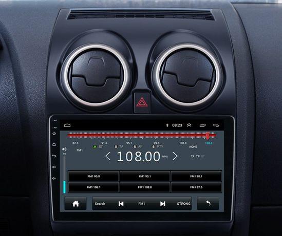 Магнитола мультимедийная система автомагнитола Nissan Qashqai 06-2013