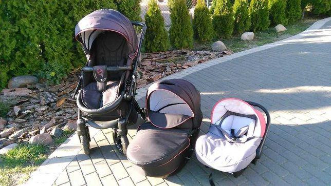 Wózek, łóżeczko, akcesoria dziecięce