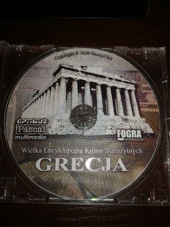 Wielka Encyklopedia Kultur Starożytnych Grecja płyta