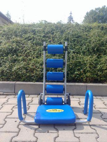 Krzesełko do ćwiczeń firmy Ab Rocket