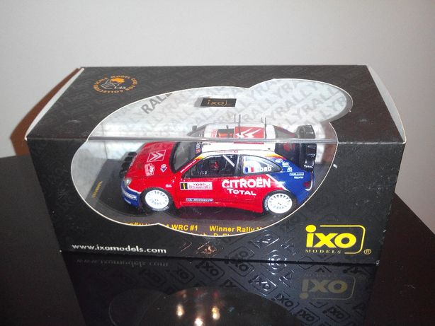 Ixo - Citroen Xsara - Winner Rally Monte