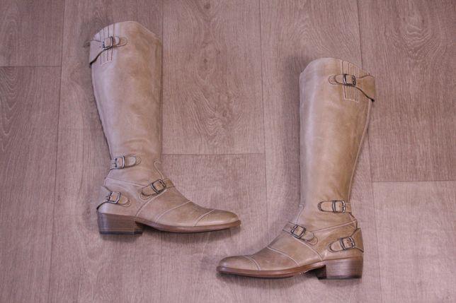 кожаные женские сапоги Belstaff belstaff Trialmaster Boots ; Italy