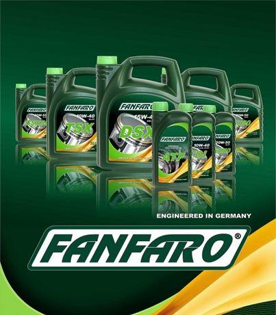 Olej silnikowy Fanfaro TRD Super 15w40 CI-4 1000l 5.8 za litr GERMANY