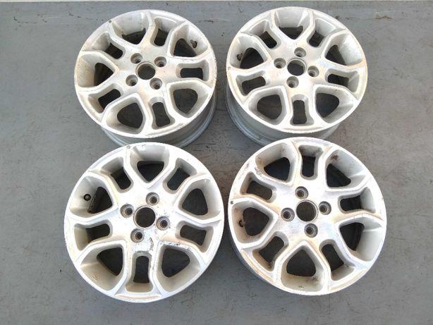 Диск колёсный R15 комплект литьё KIA PICANTO / Киа Пиканто 529101Y200