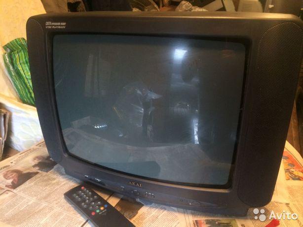Телевизор AKAI CT 21 WKD
