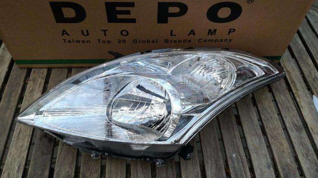 SUZUKI SWIFT 2010 MK7 lampa przednia lewa nowa H4