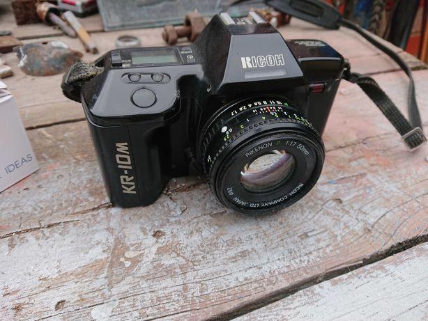 Зеркальный пленочный фотоаппарат Riсoh KR-10M