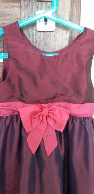 Sukienka wizytowa H&M r.128