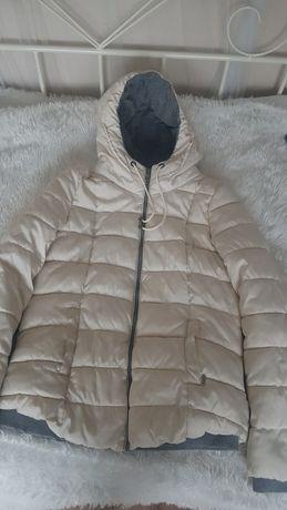 oddam kurtkę zimową S/M dla osoby potrzebującej za karmę dla zwierząt