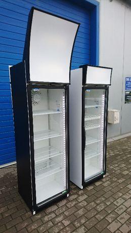 Chłodziarka Witryna Szafa chłodnicza Lodówka 60 tka FRIGOGLASS LED S76