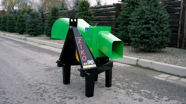 Rębak ZIKO XR90 6 nożowy 2400 PRODUKT pl rozdrabniacz
