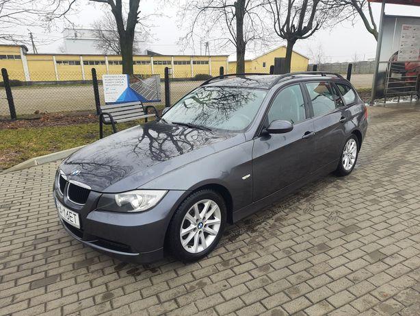 BMW E91 318d super stan
