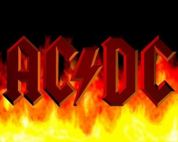 Podkładka po mysz AC/DC nowa w folii