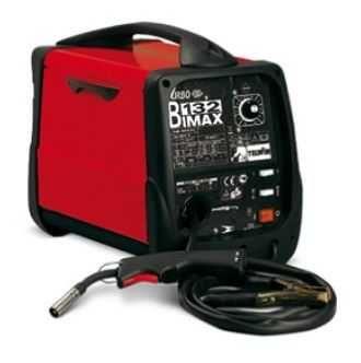 Maquina Soldar MIG-MAG Bimax 132 Turbo da Telwin