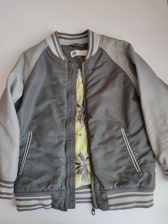 Куртка H&M, розмір 122, 6-7 років