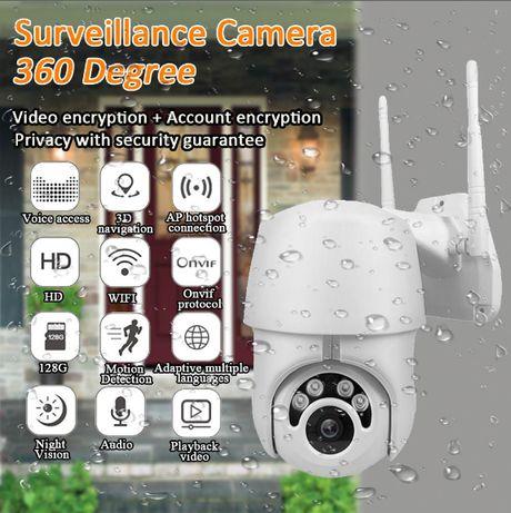 Камера.Уличная.Wi-Fi камера IP Camera EC76 с удаленным доступом