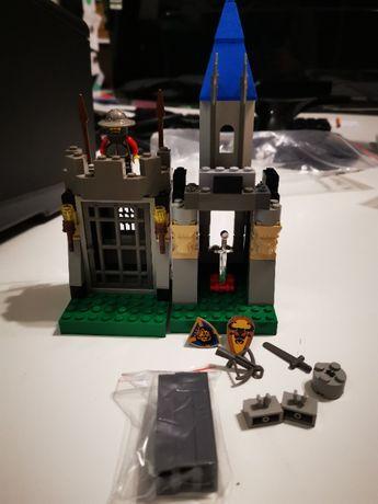 LEGO 6094 Guarded Treasury - 90% kompletny - stan bardzo dobry