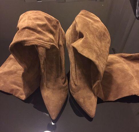 Botas de cano alto- Helsar