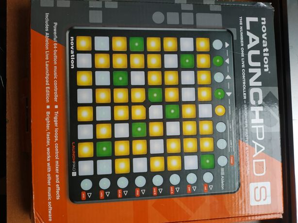 Launchpad Novation S muzyka kontroler midi