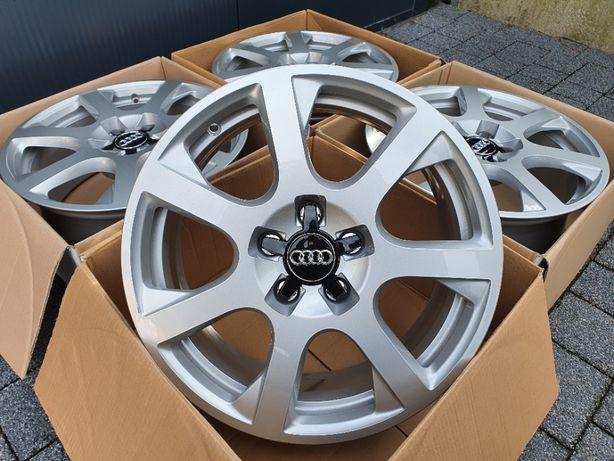 "Felgi 17"" Audi A3, A4, B7 B8 B9 A6 C5 C6 C7 C8 Q3 Q5, 8R0 OEM oryginal"