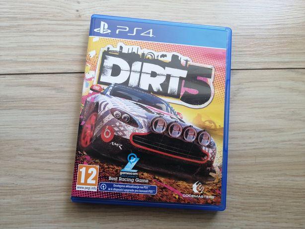 Dirt 5 PL na ps4 ps5 idealna