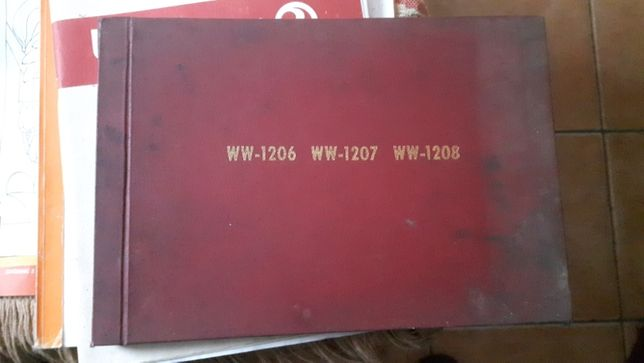 EV 717 WNA WW - Instrukcja Katalog części wózek widłowy elektryczny