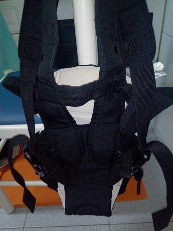 Marsupio chicco Go dos 3.5kg aos 9kg preto