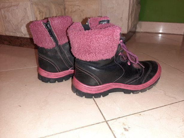 Buty zimowe dla dziewczynki Lasocki