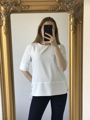 Белая блуза warehouse pp 12