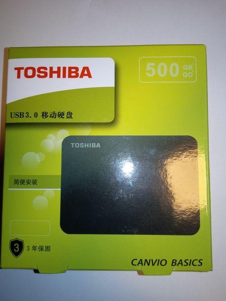 Внешний жёсткий диск 500 gb