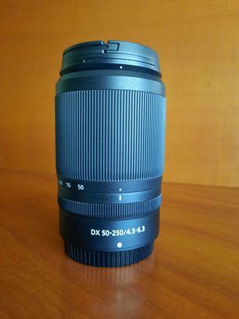 Nikon Z DX 50-250mm f/4.5-6.3