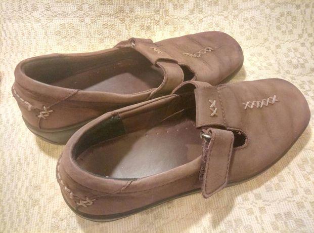 Мягкие кожаные туфли Hotter, England, 36-37р