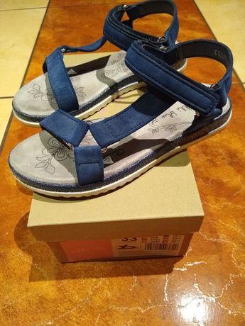 Sandały Nelli blu 33