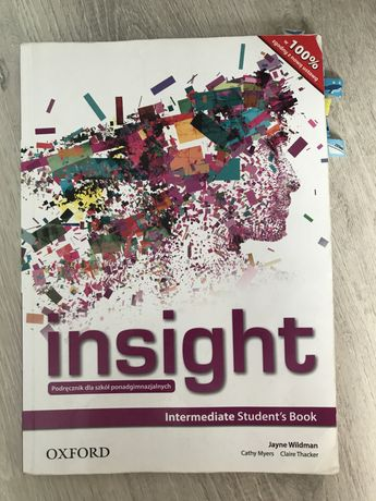 Insight. Intermediate Student's Book.