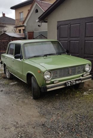 Ваз 2101, жыгуль, капейка 1979