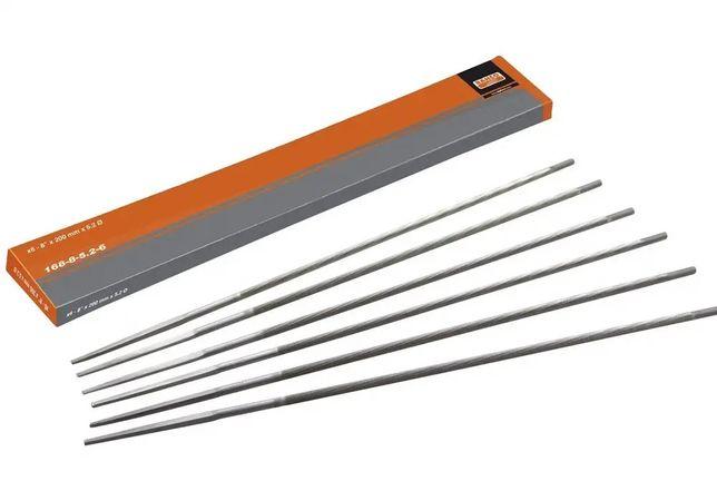 Напильник круглый для заточки цепей Bahco Ø 5.2 мм (упаковка 6 шт)