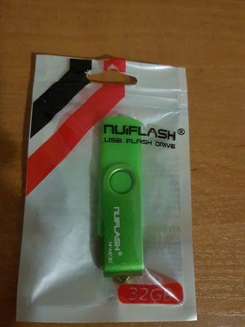 Продам USB Flash 2 в 1 на 32 GB