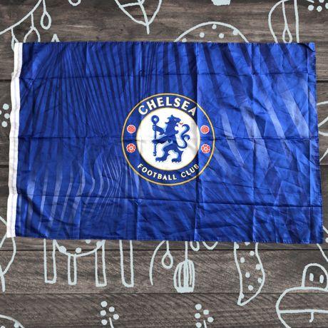 Футбольный флаг Челси (Chelsea)